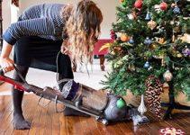 limpiar arbol de navidad